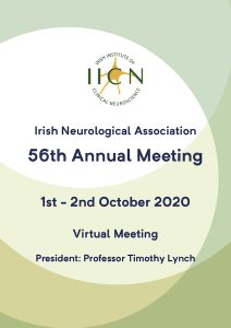 56th Annual Irish Neurological Association Meeting Programme