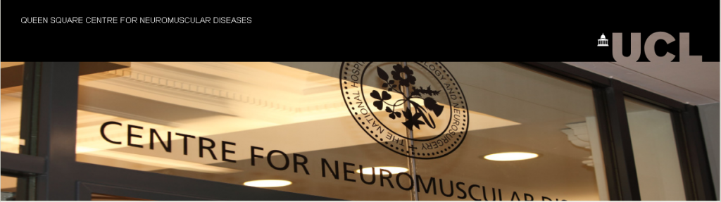 Clinical Research Fellow position at the MRC Centre for Neuromuscular Diseases
