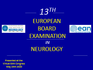 European Board of Neurology Examination.