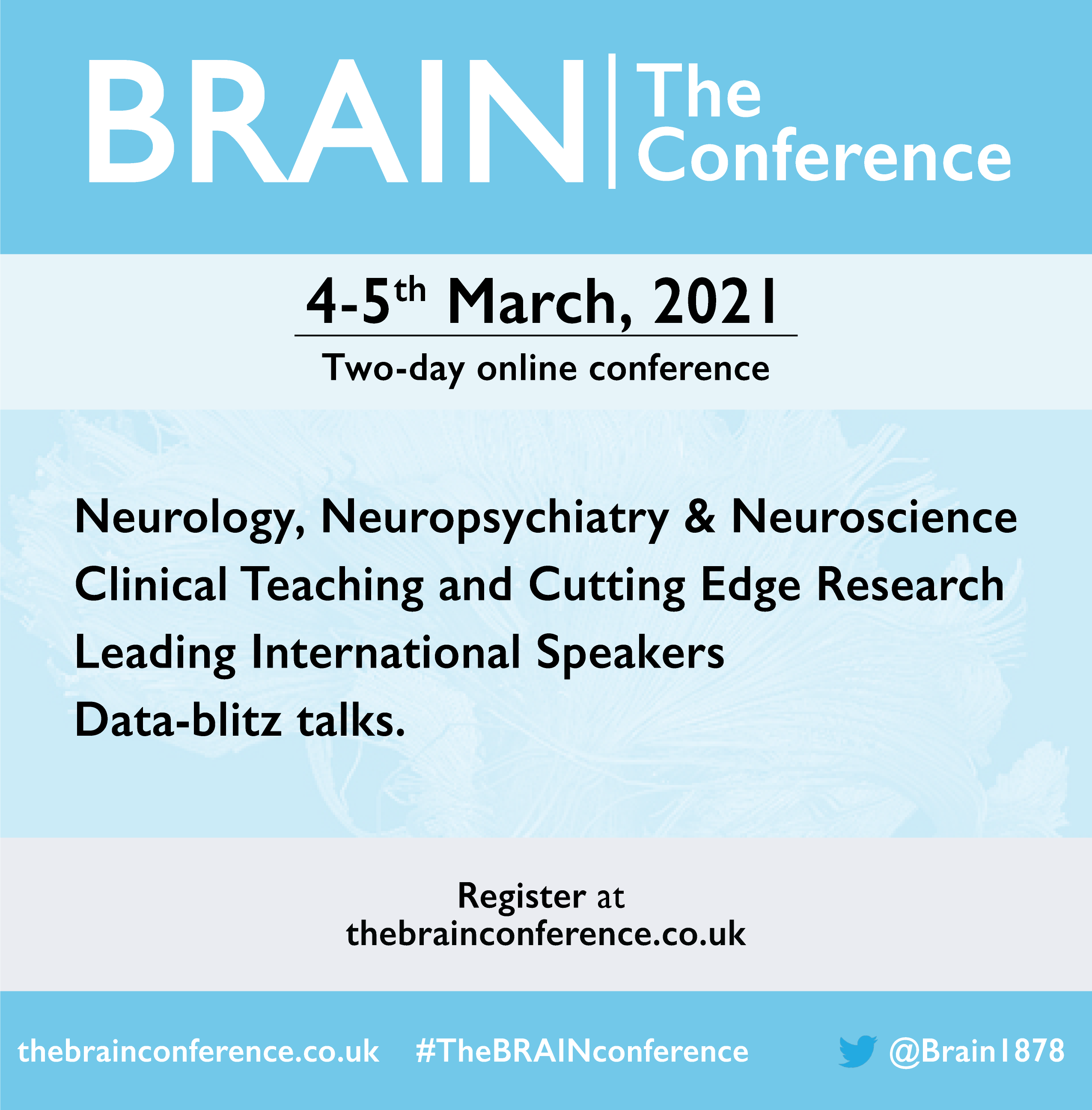 Brain - The Conference