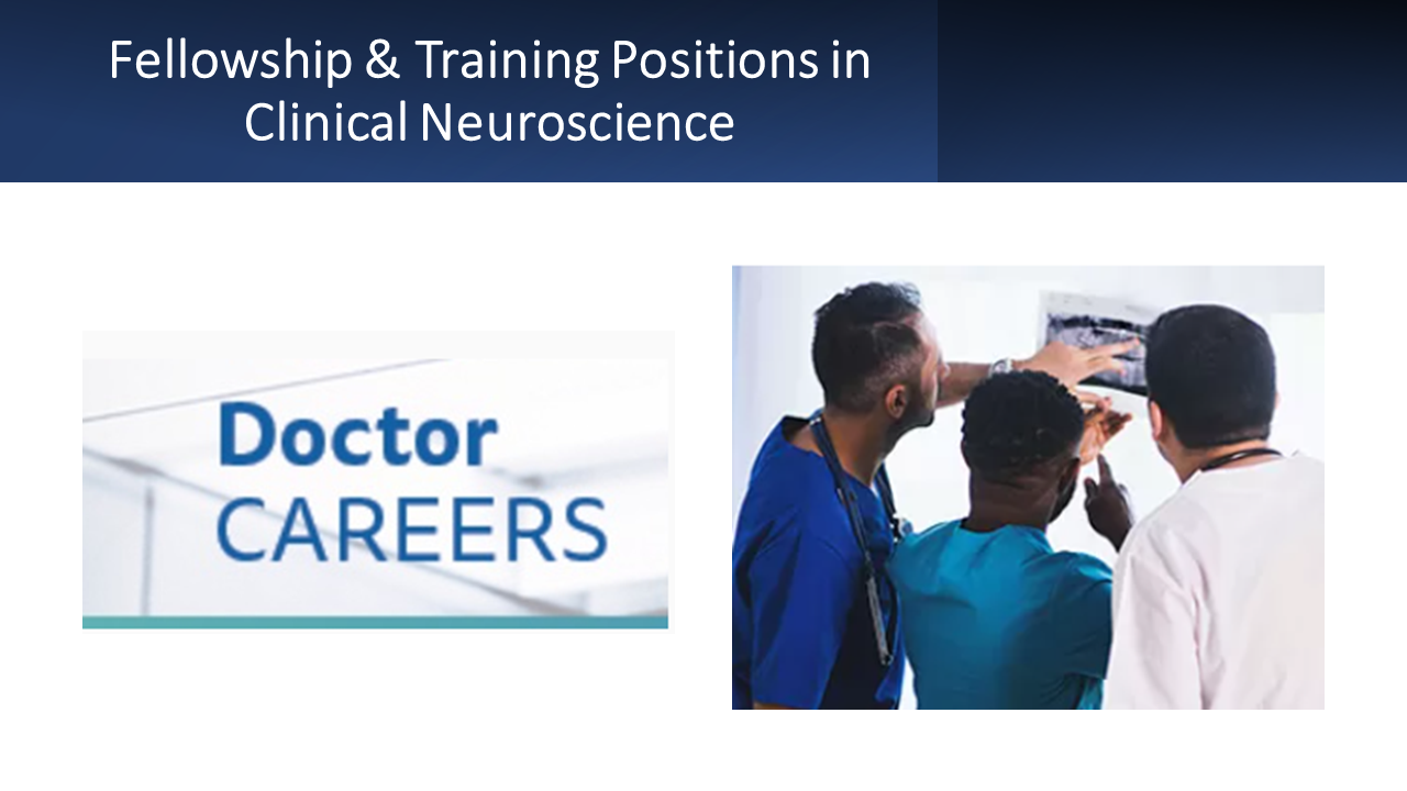 Fellowship & Training Positions in Neuroscience
