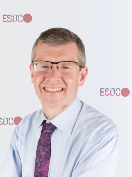 Prof. Peter Kelly. President elect of the European Stroke Organisation